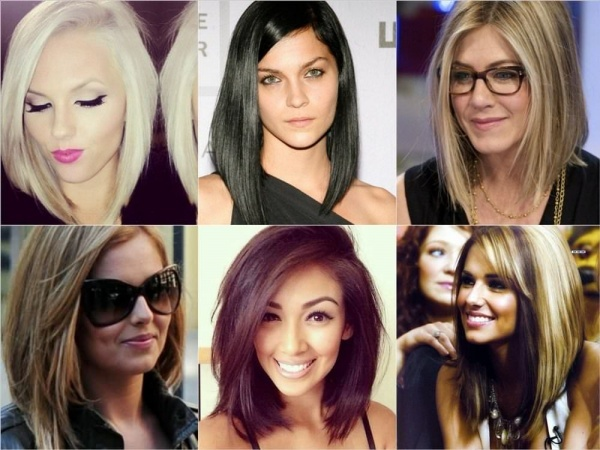 Стрижка на длинных волосах модные тенденции